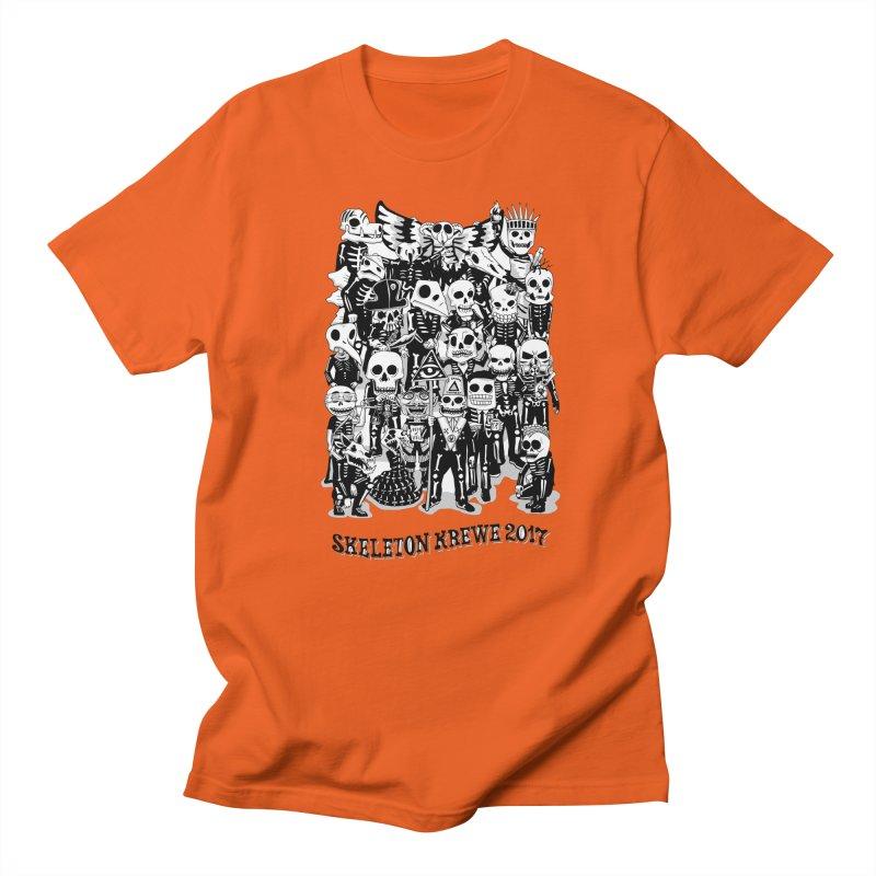 Skeleton Krewe 2017 Women's Regular Unisex T-Shirt by Skeleton Krewe's Shop