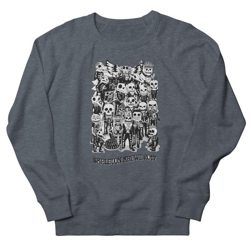 Skeleton Krewe 2017 Women's French Terry Sweatshirt by Skeleton Krewe's Shop