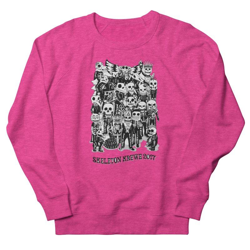 Skeleton Krewe 2017 Men's French Terry Sweatshirt by Skeleton Krewe's Shop