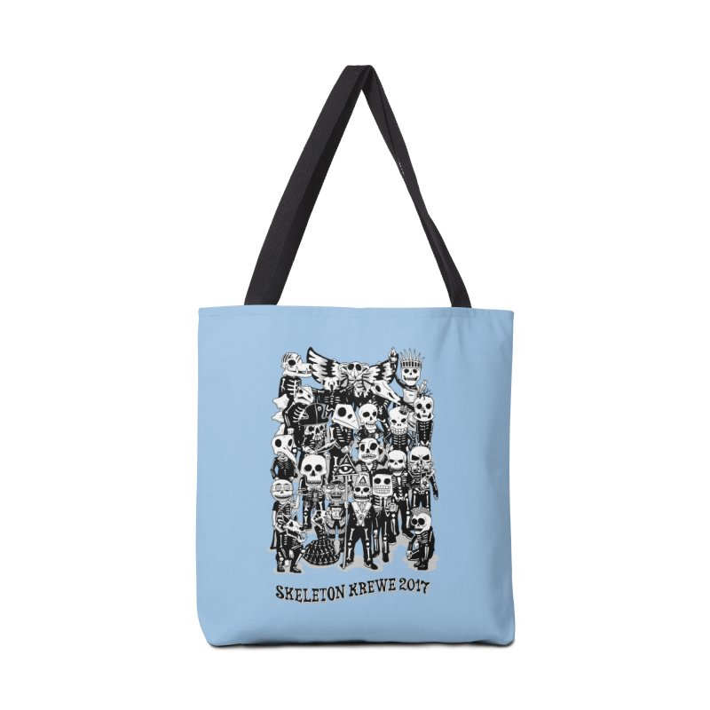 Skeleton Krewe 2017 Accessories Tote Bag Bag by Skeleton Krewe's Shop