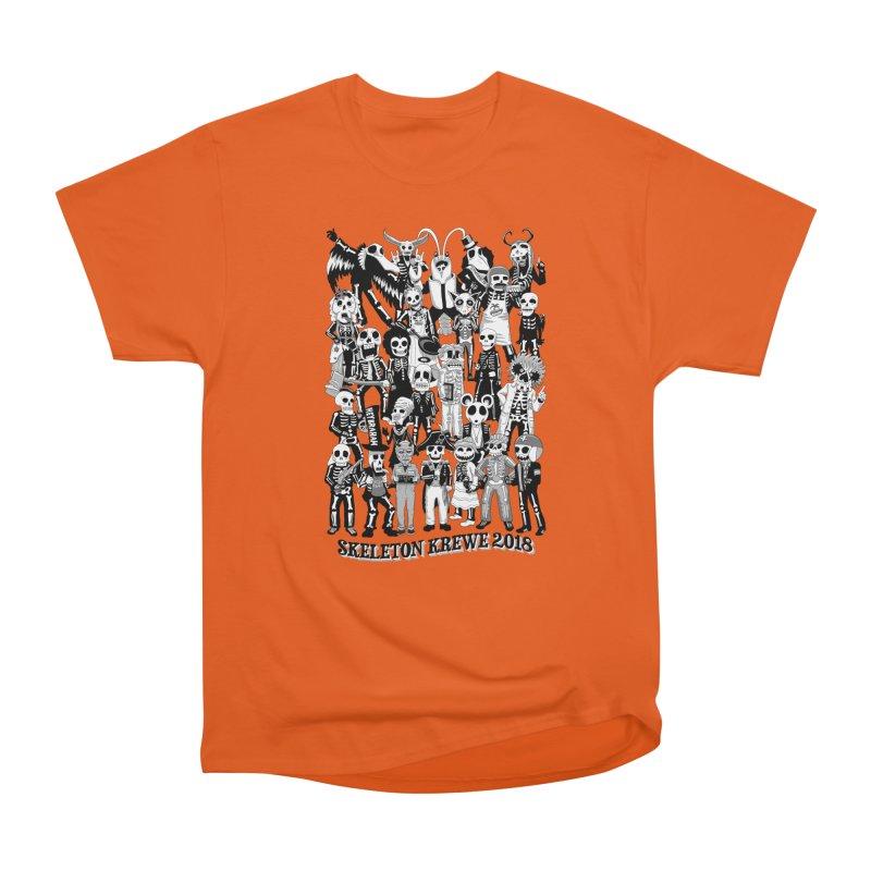 Skeleton Krewe 2018 Women's T-Shirt by Skeleton Krewe's Shop