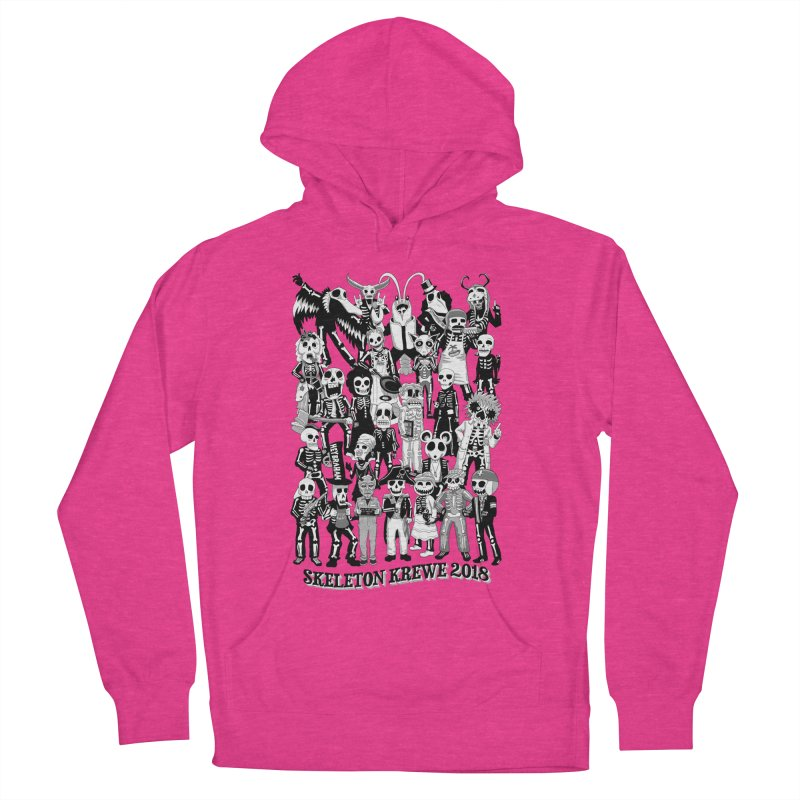 Skeleton Krewe 2018 Women's Pullover Hoody by Skeleton Krewe's Shop