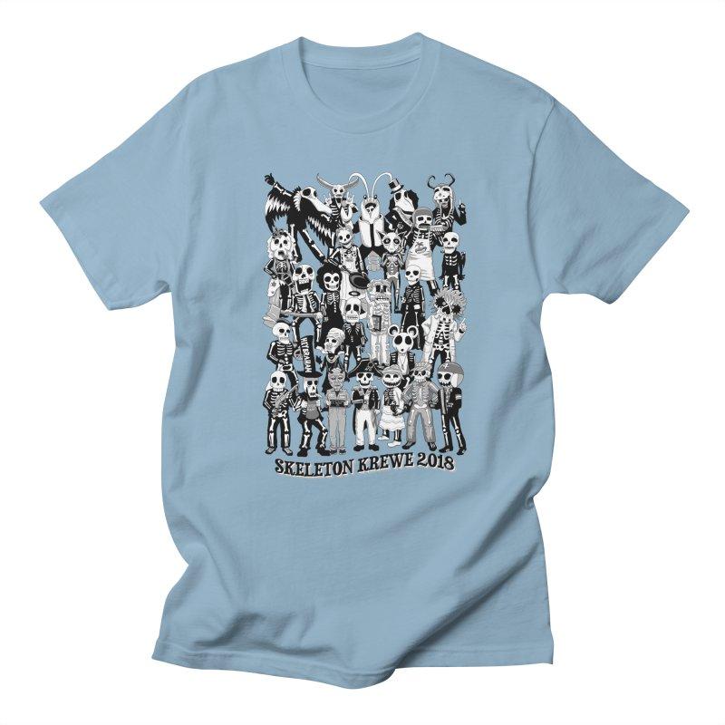 Skeleton Krewe 2018 Women's Regular Unisex T-Shirt by Skeleton Krewe's Shop