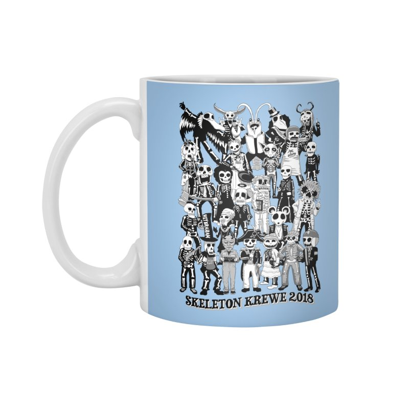 Skeleton Krewe 2018 Accessories Mug by Skeleton Krewe's Shop