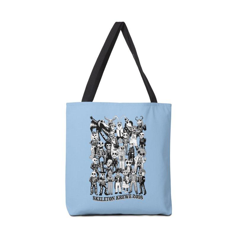 Skeleton Krewe 2018 Accessories Bag by Skeleton Krewe's Shop