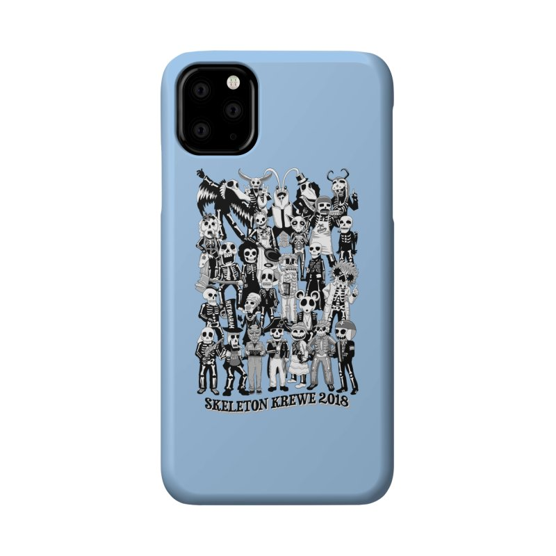 Skeleton Krewe 2018 Accessories Phone Case by Skeleton Krewe's Shop