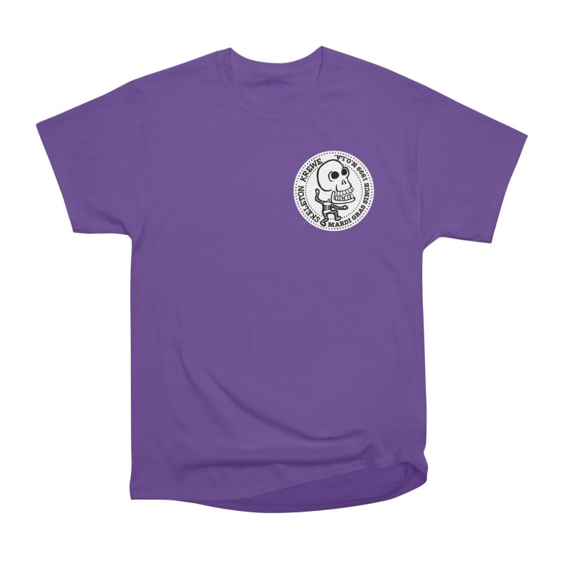 Skeleton Krewe Small Logo Women's Classic Unisex T-Shirt by Skeleton Krewe's Shop