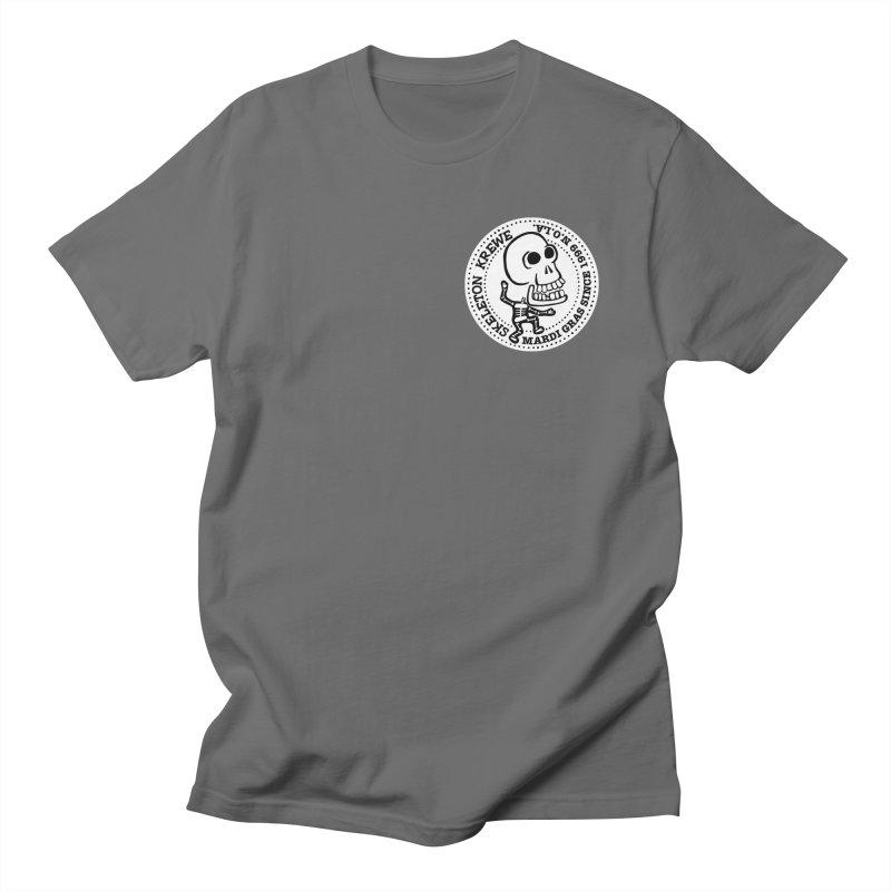 Skeleton Krewe Small Logo Loose Fit T-Shirt by Skeleton Krewe's Shop