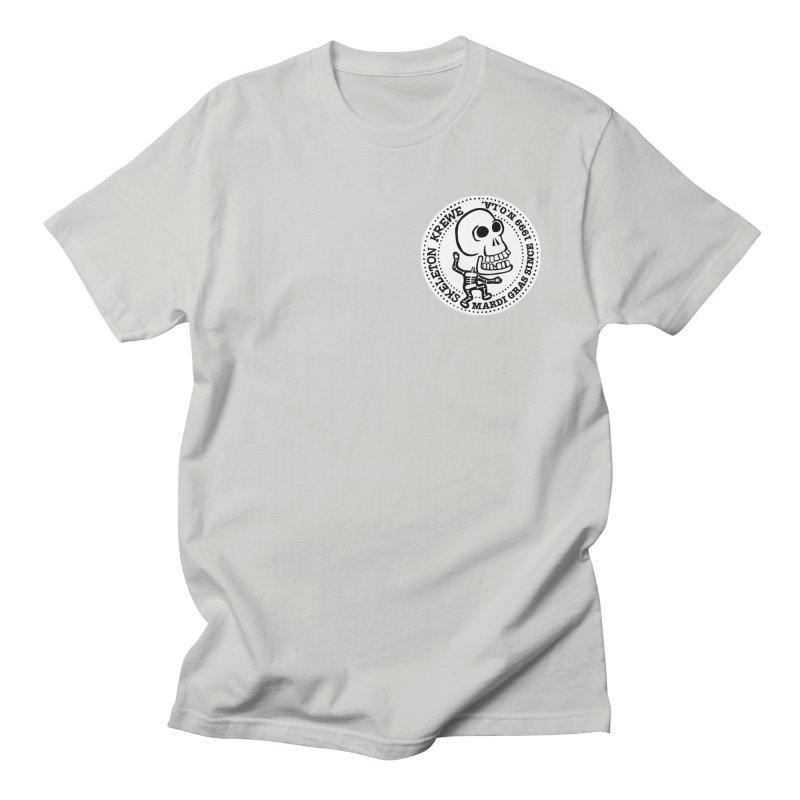 Skeleton Krewe Small Logo Women's Unisex T-Shirt by Skeleton Krewe's Shop