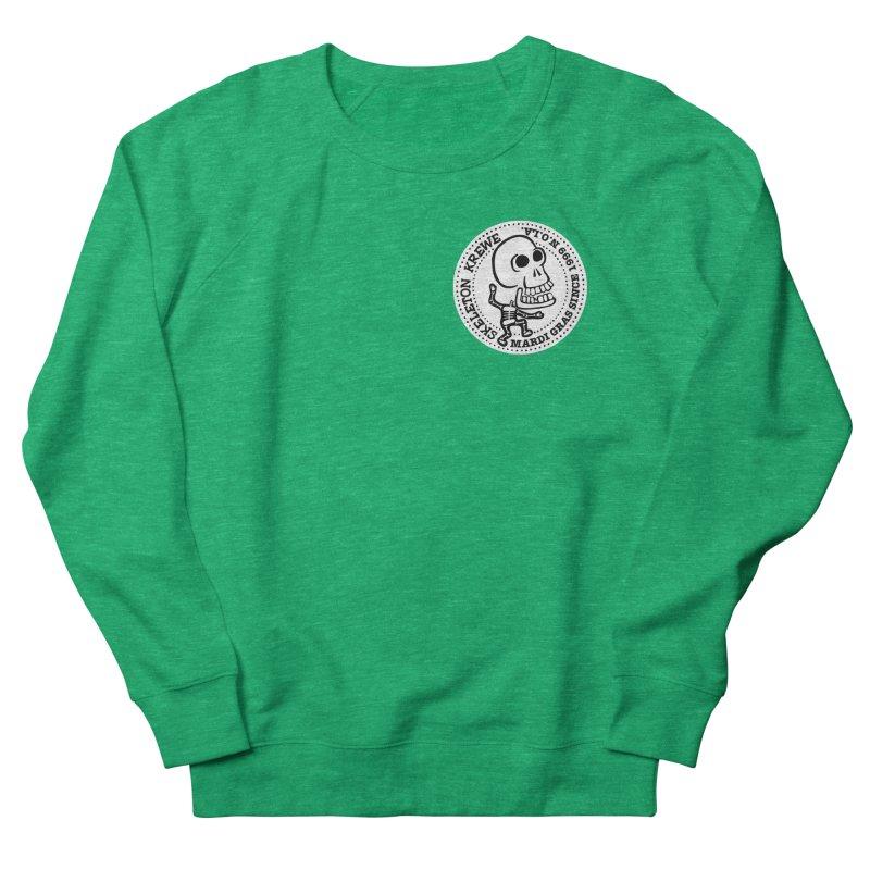 Skeleton Krewe Small Logo Women's Sweatshirt by Skeleton Krewe's Shop