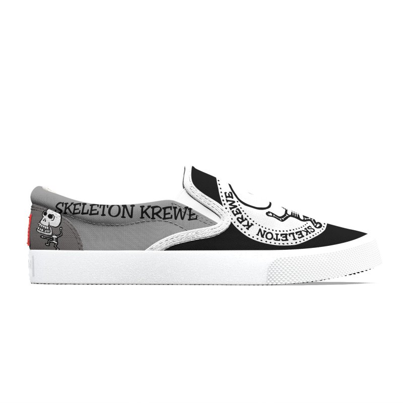 SK shoes Loose Fit Shoes by Skeleton Krewe's Shop