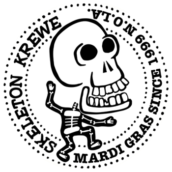 Skeleton Krewe's Shop Logo