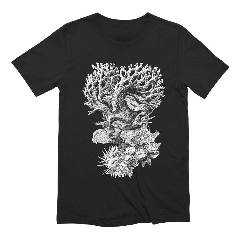 Thalassa Men's Extra Soft T-Shirt by Skeleton Weather