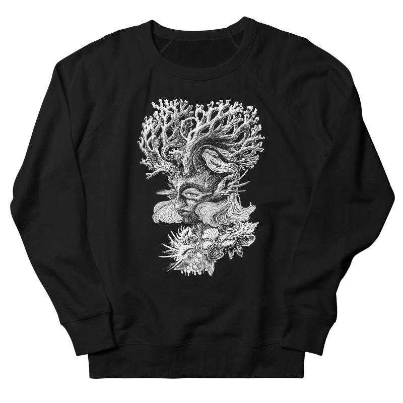 Thalassa Men's French Terry Sweatshirt by Skeleton Weather