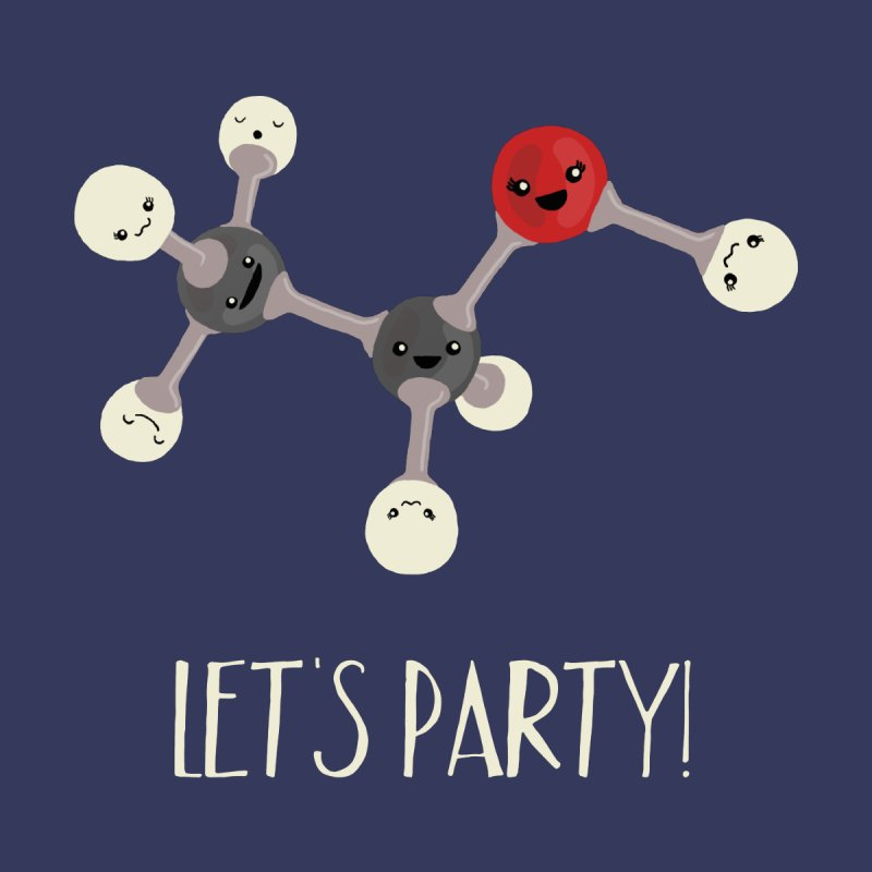 Let's Party! Women's Longsleeve T-Shirt by Skepticool's Artist Shop