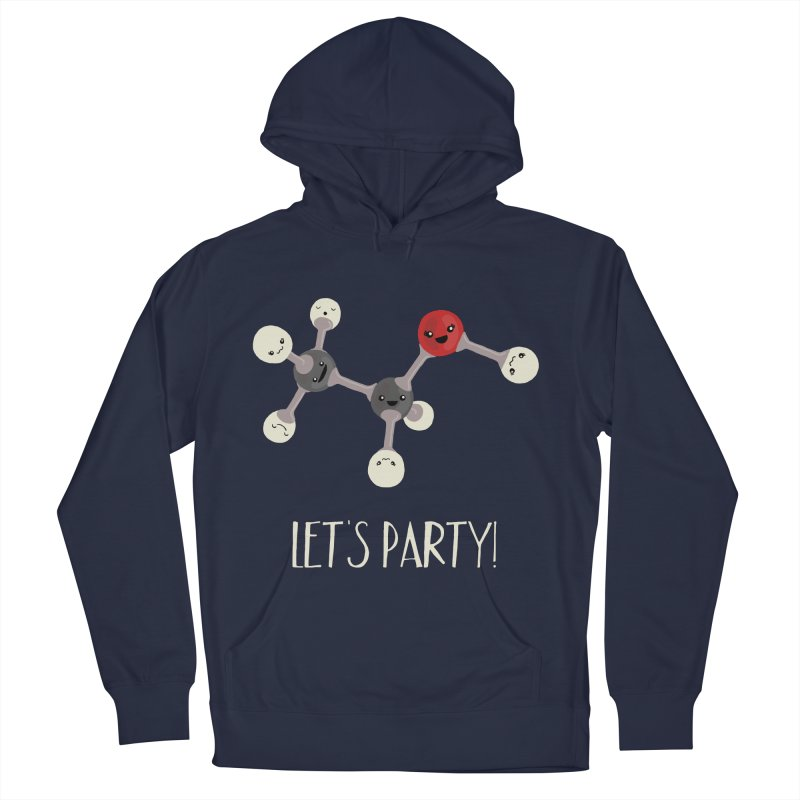 Let's Party! Women's Pullover Hoody by Skepticool's Artist Shop
