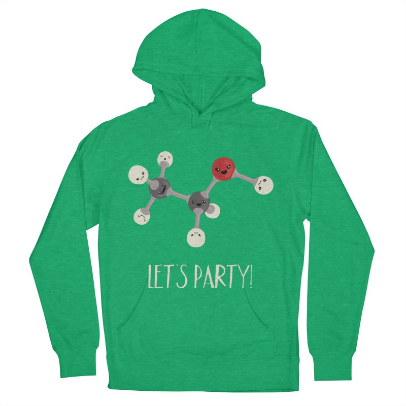 Let's Party! Men's Pullover Hoody by Skepticool's Artist Shop