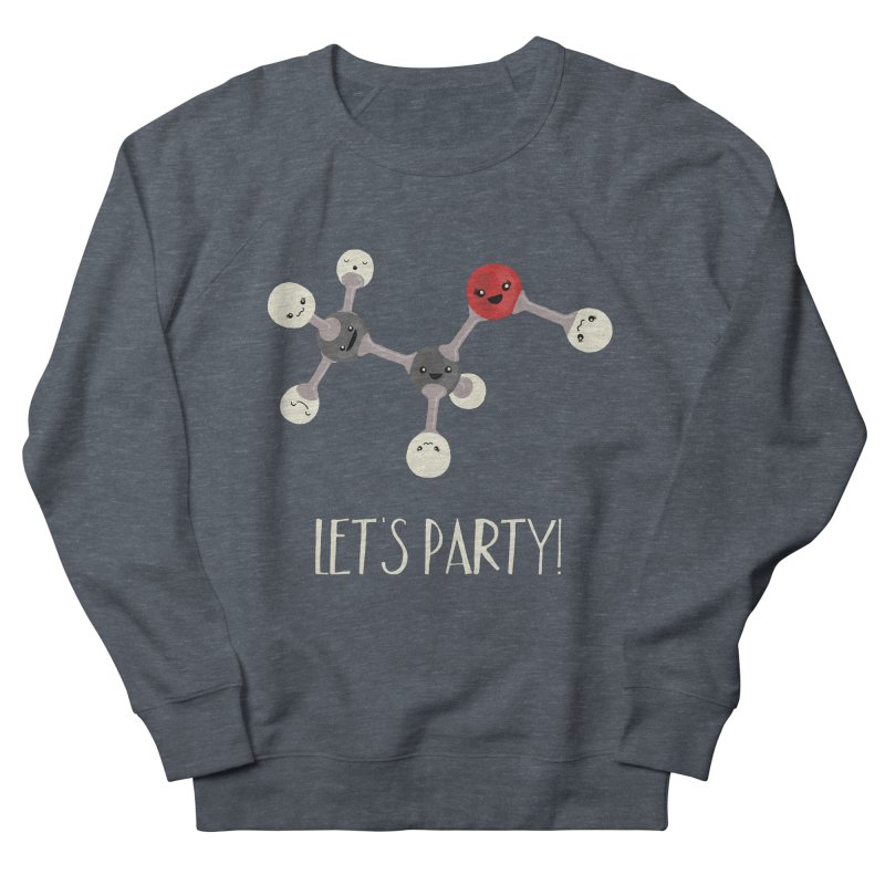 Let's Party! Men's Sweatshirt by Skepticool's Artist Shop