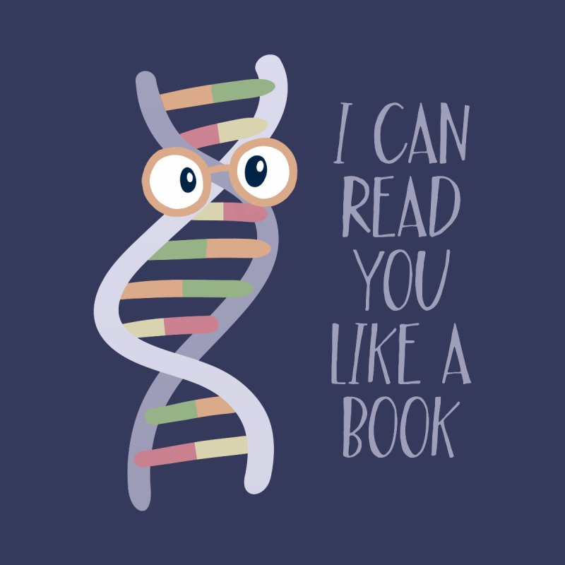 I Can Read You Like a Book by Skepticool's Artist Shop