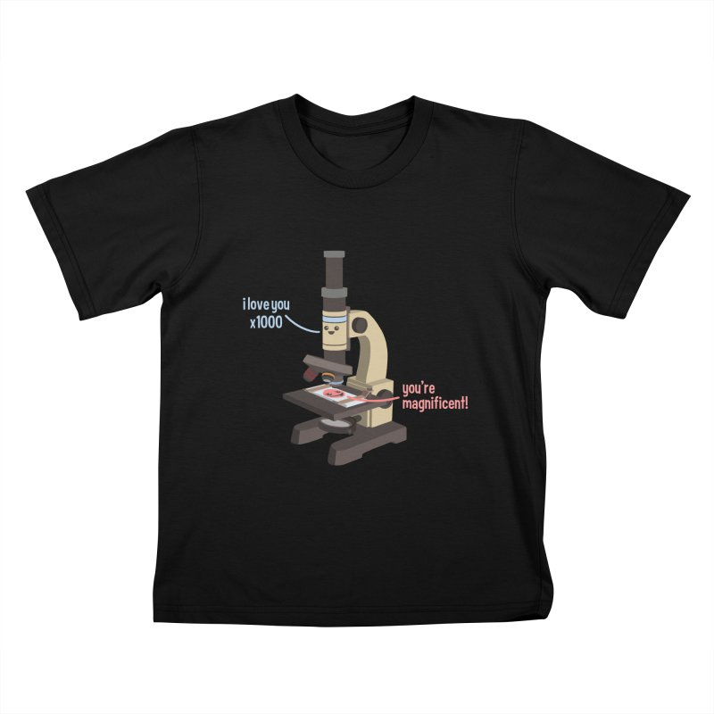 You're Magnificent! Kids T-Shirt by Skepticool's Artist Shop