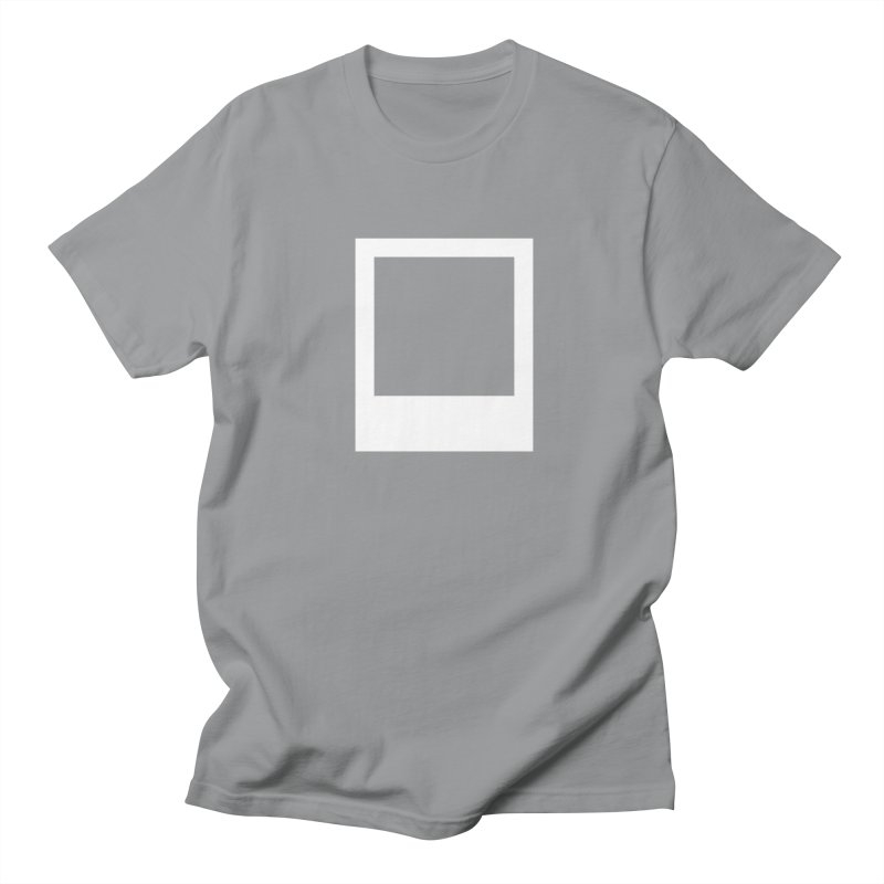 Instant in Women's Regular Unisex T-Shirt Slate by Sketchbook B