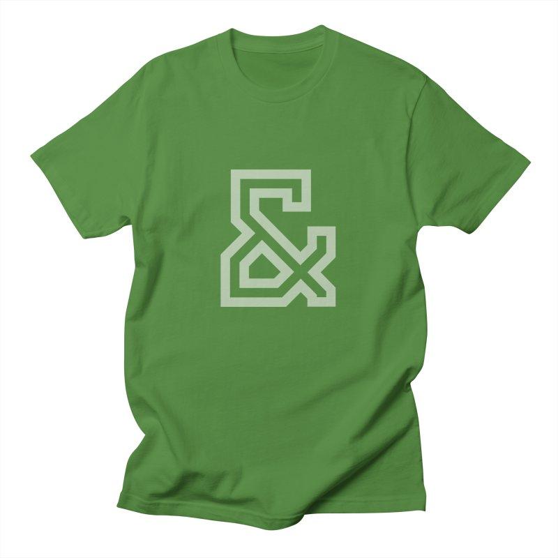 Ampersand Men's T-Shirt by Sketchbook B