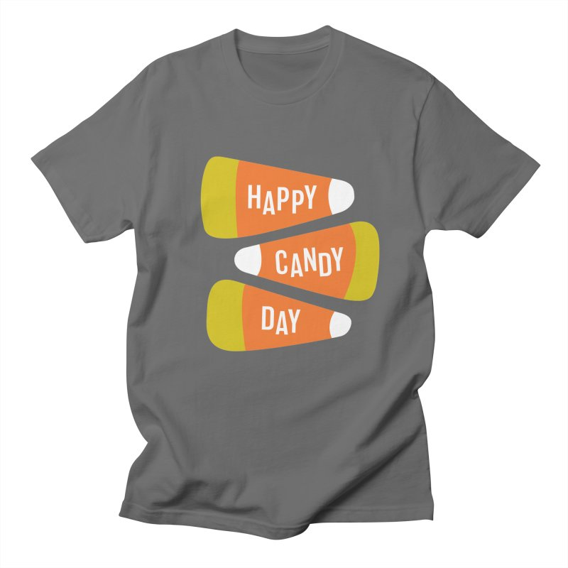 Happy Candy Day! Men's T-Shirt by Sketchbook B