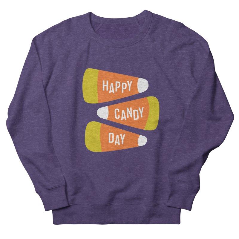 Happy Candy Day! Men's Sweatshirt by Sketchbook B