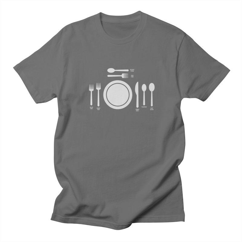 Fancy Men's T-Shirt by Sketchbook B