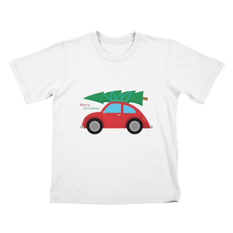 First Tree Kids T-Shirt by Sketchbook B