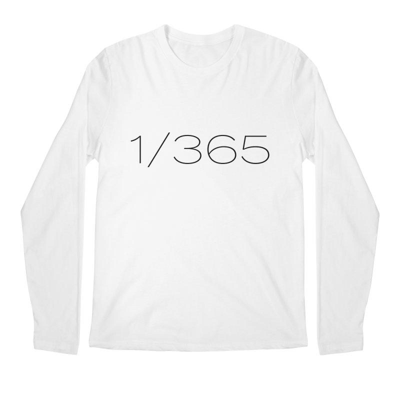 Day One Men's Regular Longsleeve T-Shirt by Sketchbook B