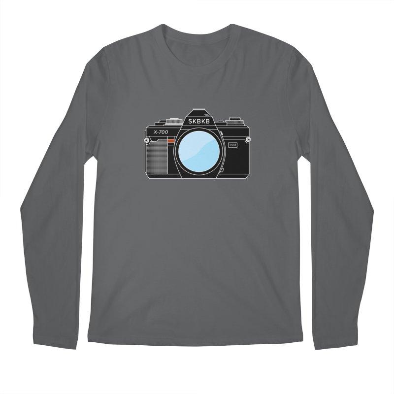 First Camera Men's Longsleeve T-Shirt by Sketchbook B