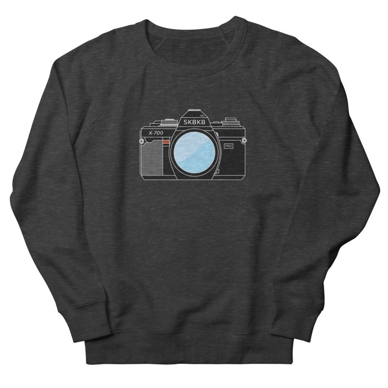 First Camera Women's French Terry Sweatshirt by Sketchbook B