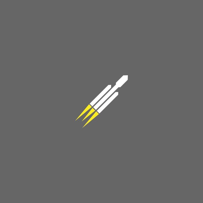 Rocket None  by Sketchbook B