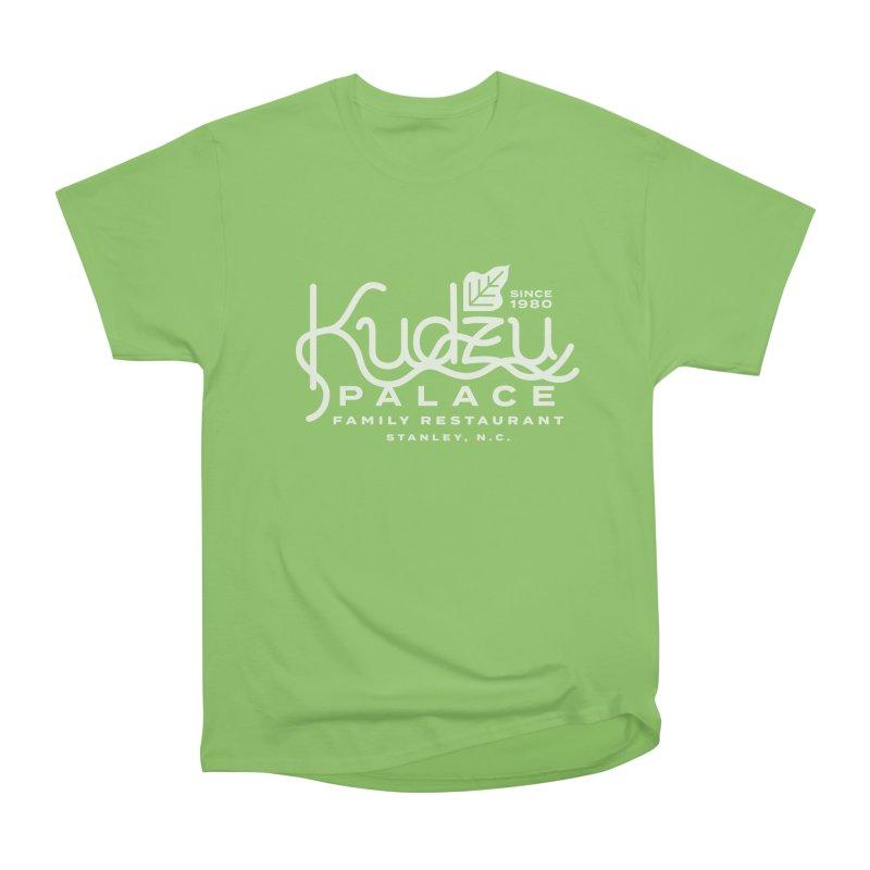 Kudzu Palace Men's Heavyweight T-Shirt by Sketchbook B