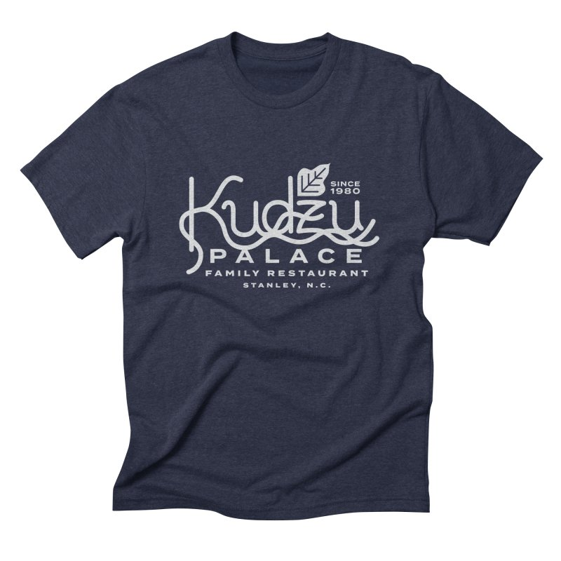 Kudzu Palace Men's Triblend T-Shirt by Sketchbook B