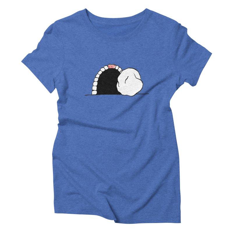 Empty Tomb Women's Triblend T-Shirt by Sketchbook B