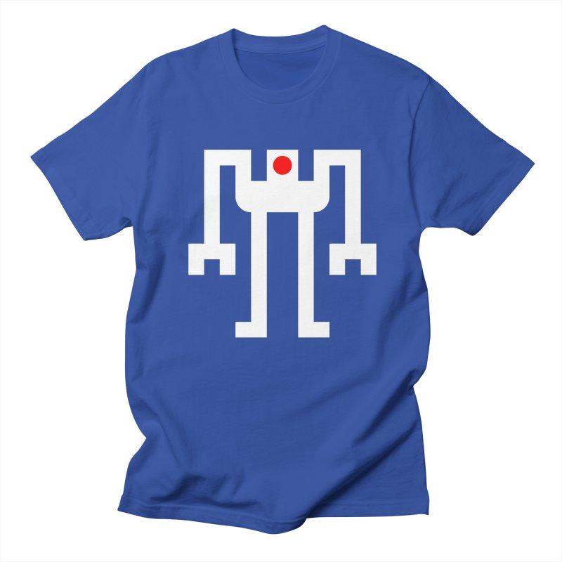Dingbot Men's T-Shirt by Sketchbook B
