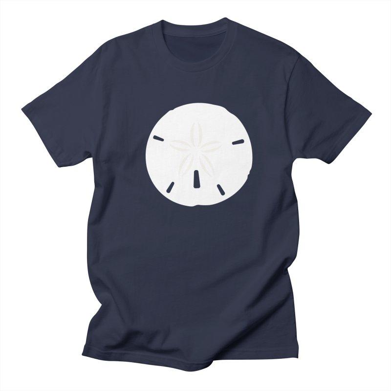 Sand Dollar Men's Regular T-Shirt by Sketchbook B