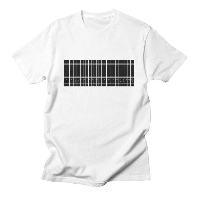 Knowledge Men's Regular T-Shirt by Sketchbook B