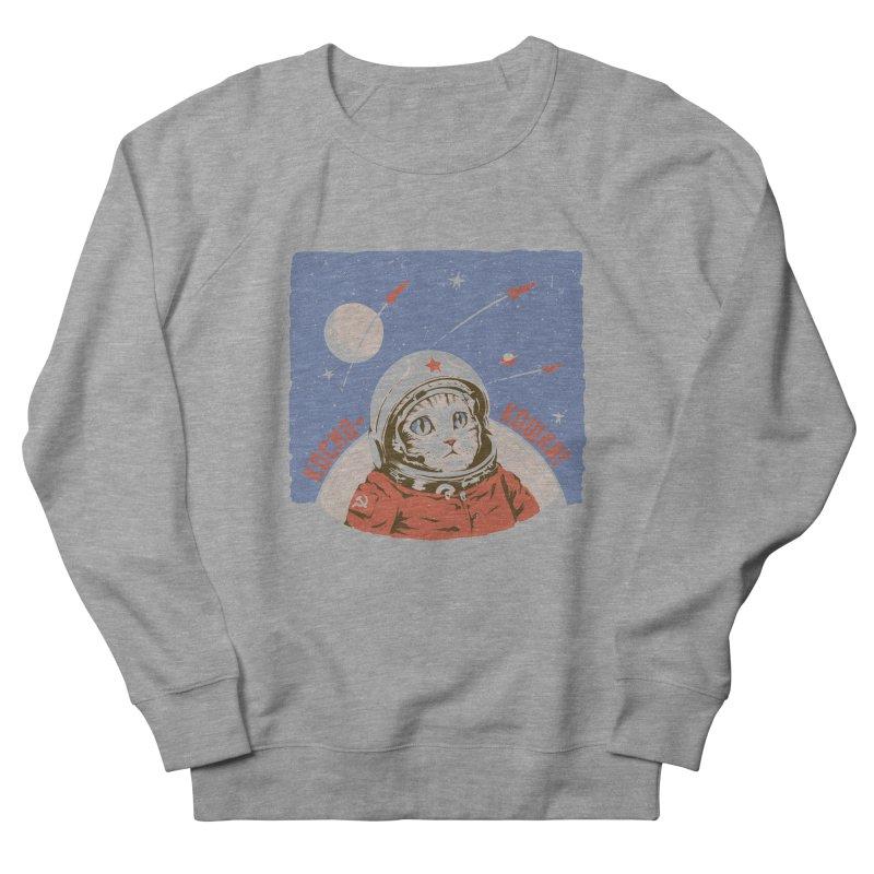 Soviet Space Cat Women's Sweatshirt by sketchboy01's Artist Shop