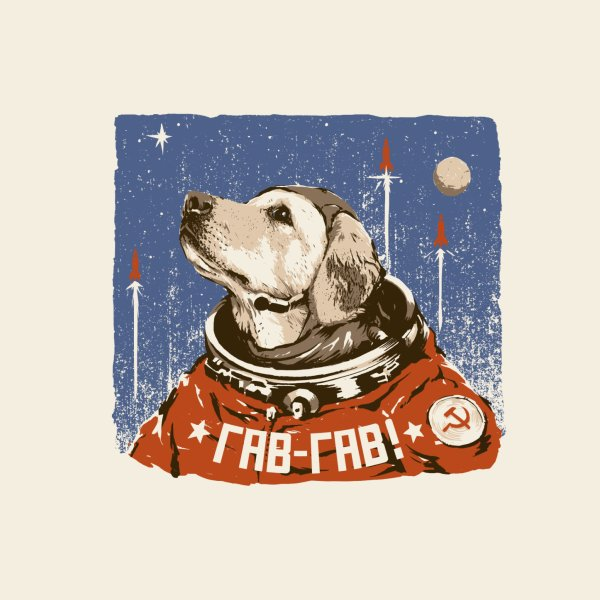 image for Soviet Space Dog