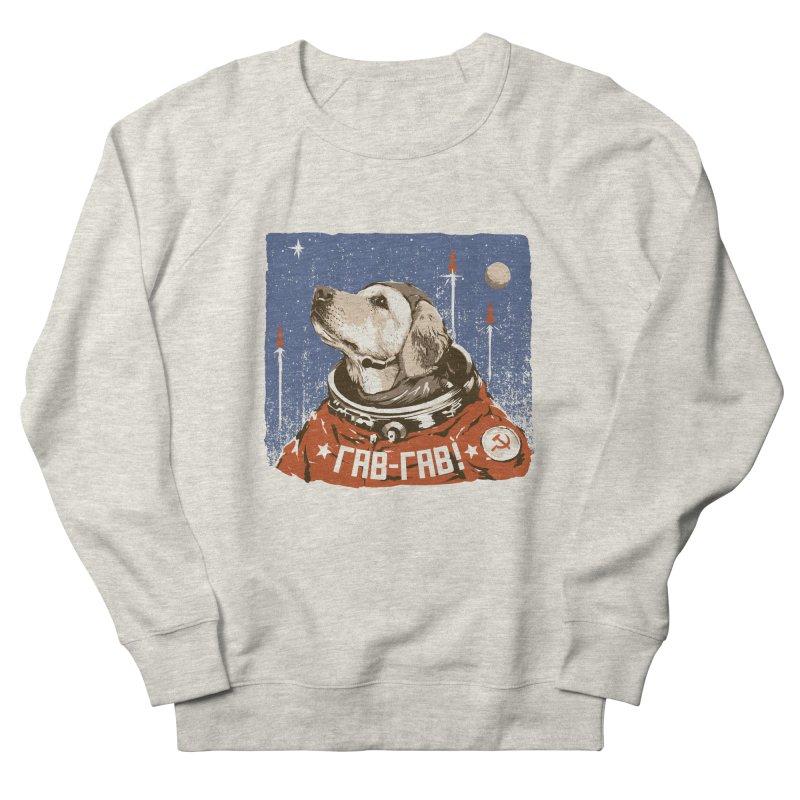 Soviet Space Dog Women's Sweatshirt by sketchboy01's Artist Shop