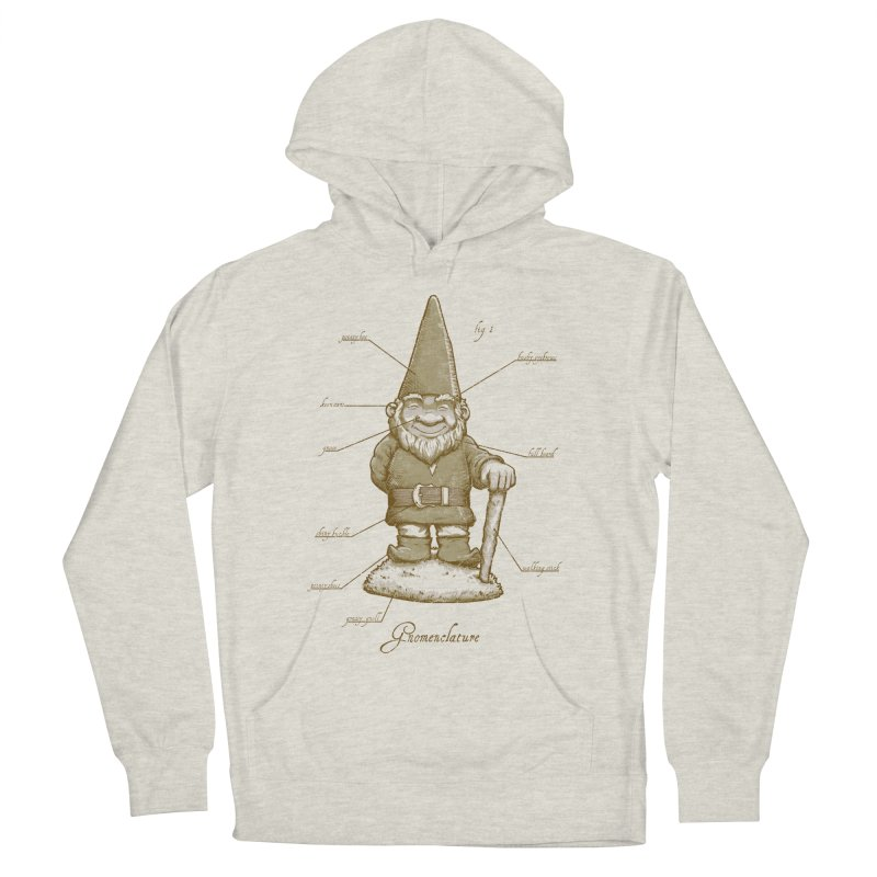 Gnomenclature Men's Pullover Hoody by sketchboy01's Artist Shop