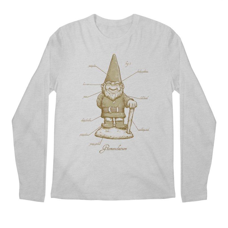 Gnomenclature Men's Longsleeve T-Shirt by sketchboy01's Artist Shop