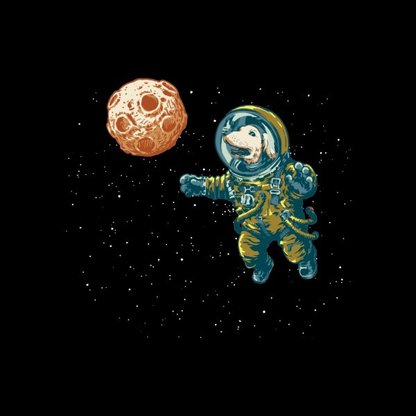 image for Soviet Space Dog Fetching Planet