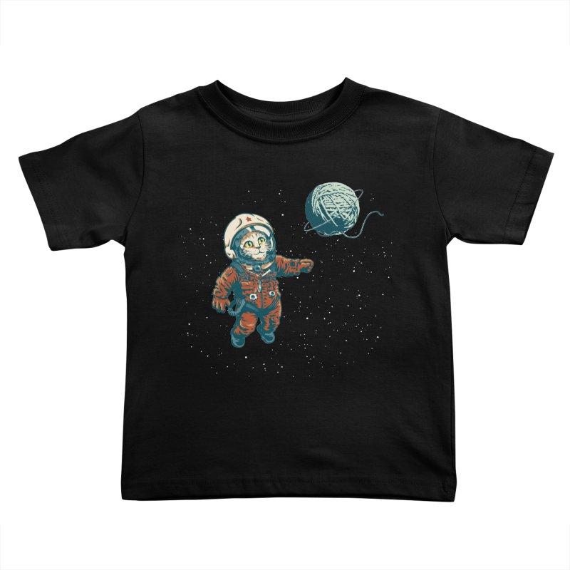Soviet Space Cat Yarn Planet   by sketchboy01's Artist Shop