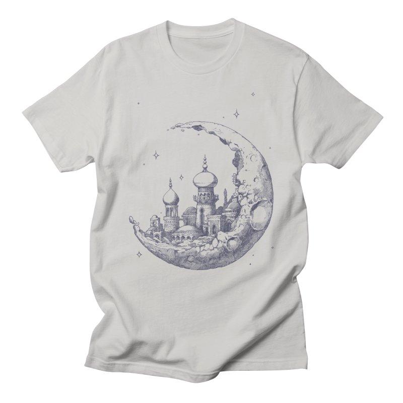 Arabian Crescent Men's T-Shirt by sketchboy01's Artist Shop