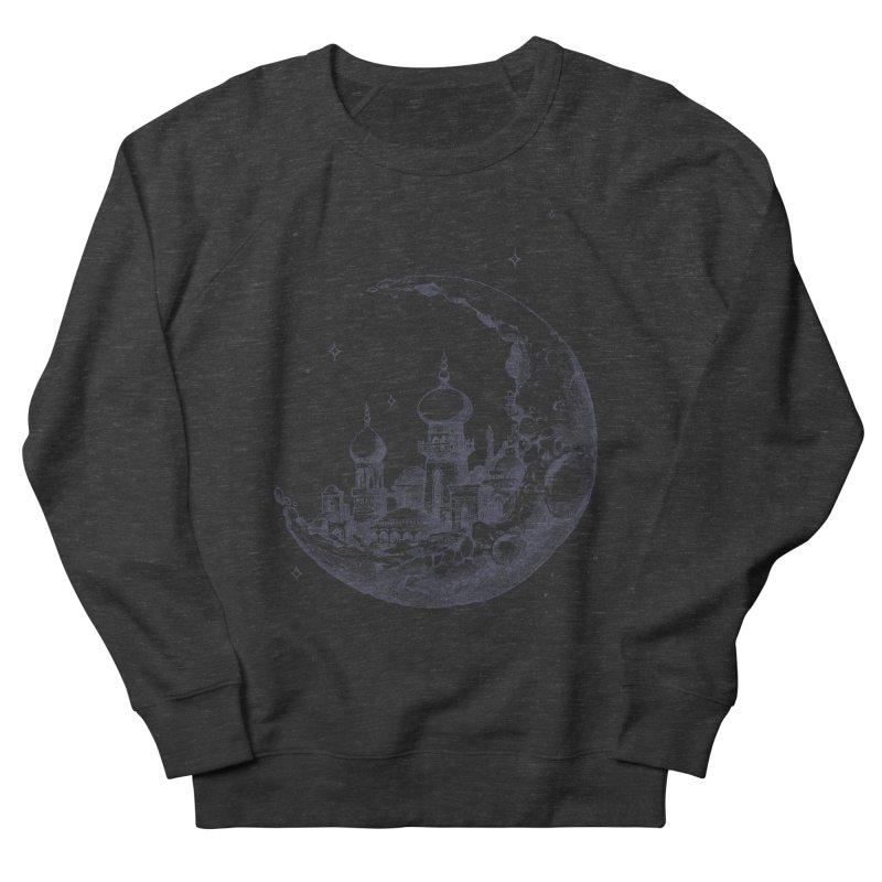 Arabian Crescent Men's Sweatshirt by sketchboy01's Artist Shop