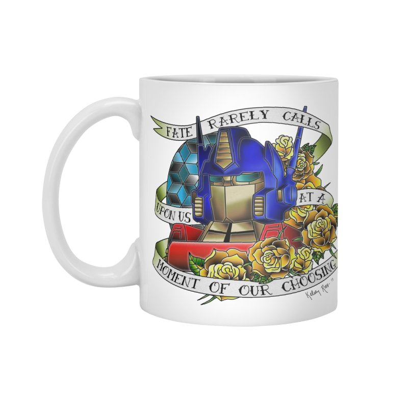 Robots in Disguise Accessories Mug by sketchesbecrazy